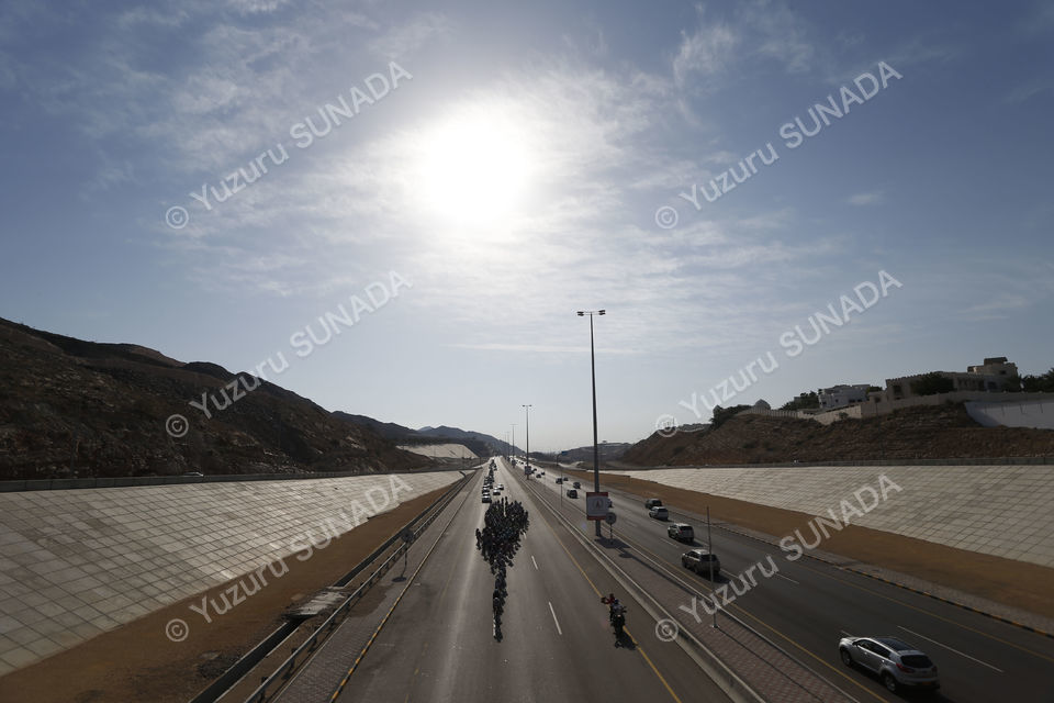 2013 Tour of Oman Stage 02