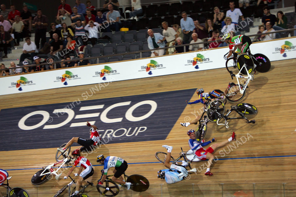 2007 Track World Championships Men Scratch